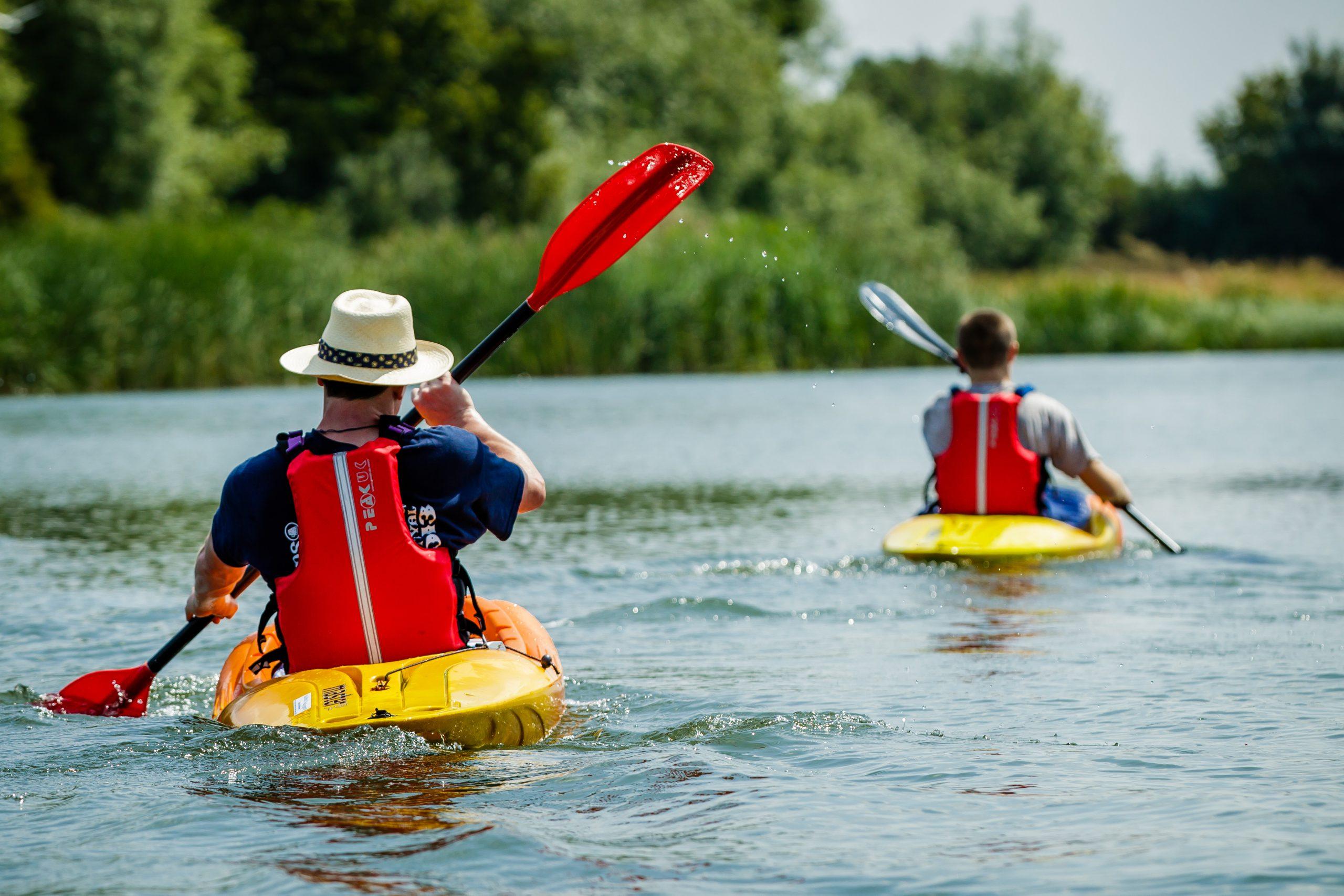 Kayak / Canoe / SUP Hire